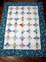 periwinkle quilt is on my list to make!