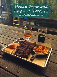 Urban Brew and BBQ | Florida Food Lover