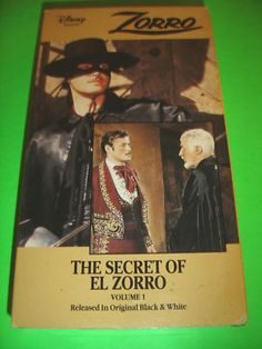THE SECRET OF EL ZORRO ~