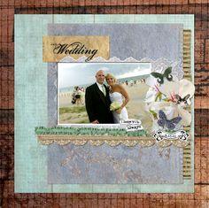 ideas for my wedding scrapbook!
