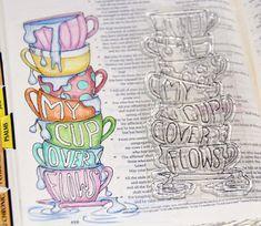 Artsy Faith: Psalm 23 Artsy Faith Stamp Set