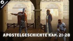 Apostelgeschichte Kap. 21-28 Leiden, Videos, The Gospel, Video Clip