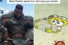 "21 ""Black Panther"" Spoilers With Zero Context That Are Funny AF, No Filler"
