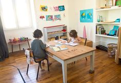 Beautiful Montessori blog