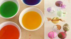 Comment décorer des oeufs pour Pâques #diy https://www.youtube.com/watch?v=Zy-C1Io0_4A