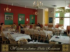 Ambar on Ludlow. Best food of India!
