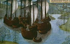 Shipwreck in the River Hamble is believed to be the Holigost, which was a   major part of Henry V's war machine as he sought to conquer France