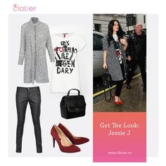 Jessie J, Get The Look, Campaign, Content, Medium, Board, Blog, Outfits, Fashion