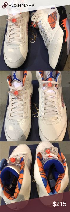 buy popular 09358 6ba97 Nike Air Jordan Retro V (5) International Flight 100% Authentic VERY  LIMITED FROM BIG BOX RETAILERS! international Retro Jordan 5s Box Inside  Tags And ...