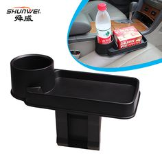 2016 Car Auto Cup Holder Portable Multifunction Vehicle Seat Cup Cell Phone Drinks Holder Glove Box Car Interior Organizer