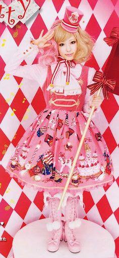 Moda Kawaii, Lolita, Kawaii, Kawaii outfits, Military Lolita, Crazy and Kawaii Desu, Kawaii Desu,