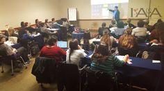 Sesionando en Monterrey Curso de Organización de Eventos Sociales  #institutoiaa #emprendeiaa  #lovewhatyoudo