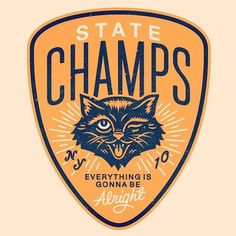 State Champs by Milan Chagoury