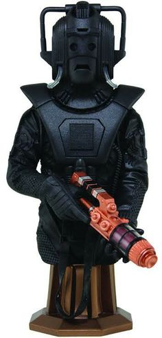 Doctor Who Cyberman Scout Maxi Bust £59.99