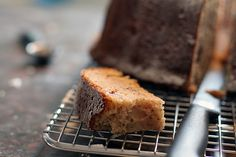 Apple Spice Cake - David Lebovitz