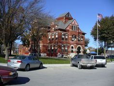 County Courthouse - Greenfield Iowa