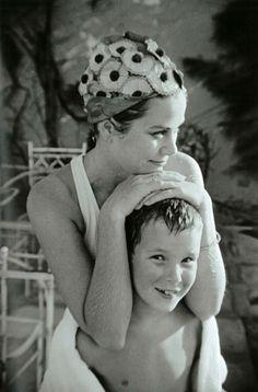 Grace Kelly et Albert de Monaco