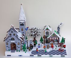 Lego Winter Village Wishing Well •PDF INSTRUCTIONS ONLY• fits 10222 10229 10235