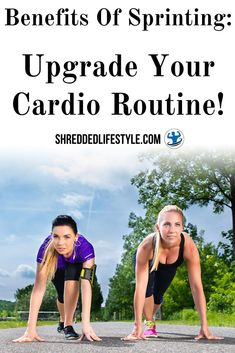 Cardio is one of the most common ways to support your weight loss goals or to create a proper warm-up routine for your weight training. One common way of doing cardio is running – either outside or on the treadmill. Have you ever tried sprinting instead of running? Learn now  how to upgrade your cardio routine and what the main benefits of sprinting are. #cardio #running #sprinting #hiit #workout #fitness #strength #power #bodybuilding #warmup