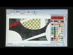 Electric Quilt on Quilting Arts (105 - Abstract Quilts)