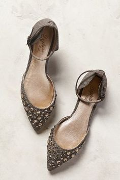 Seychelles Rule of Thumb D Orsays Grey Flats  anthrofave Shoes Heels 18c2ac0411b