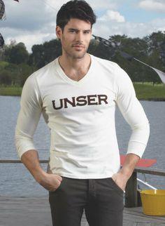 Matt Aymar for Unser (SS 2012) #MattAymar #Canadian #malemodel #model #MegaModelMgmt