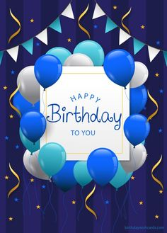 happy birthday to you awesome image-- happy birthday to you awesome image. High quality happy birthday images to share with your loved ones. The post happy birthday to you awesome image appeared first on Birthday Wish Cards. Happy Birthday Ballons, Happy Birthday Wishes For Him, Birthday Wishes And Images, Happy Birthday Signs, Birthday Wishes Messages, Birthday Blessings, Happy Birthday Pictures, Happy Birthday Greetings, 21 Birthday