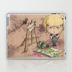 Matita's Art Laptop & IPad Skin