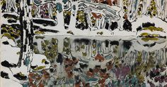 Watercolor Tips, Watercolor Techniques, David Milne, Dulwich Picture Gallery, Impressionist Art, Art Techniques, Art Studios, Landscape Art, Painting & Drawing