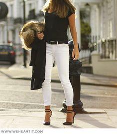 ¿Cómo usar y combinar unos jeans de colores? | Moda Falabella