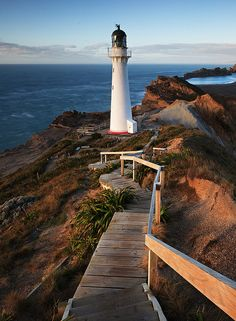 Castle Point, North Island, New Zealand