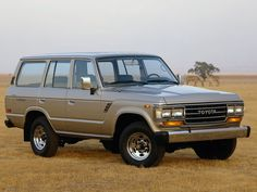 The four-door FJ60 (1981-87) and FJ62 (1988-90) wagons offer plenty of room and such creature comforts as air conditioning and a 4-speed manual (FJ60) or automatic transmission (FJ62). Most of these are beginning to succumb to the rusting process, but here in California, most of them are usually in nice original condition and not in need of heavy restoration. - See more at: https://www.facebook.com/LandCruiserWorld #fj60 #toyota #landcruiser #4x4 #offroad