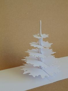 paper pop-up tree