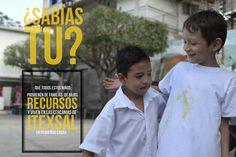 ¿Qué todos estos niños provienen de familias de escasos recursos y que viven en las cercanías de ITEXSAL?