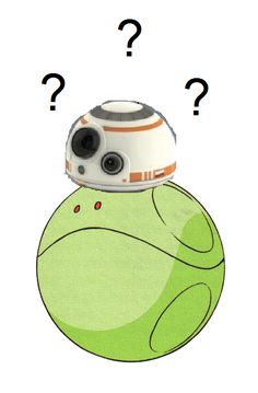 BB8 droid on haro (gundam) LOL