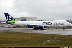 Boeing N770BA Boeing 747-87UF/SCD aircraft picture