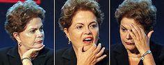 LIE TO ME e os sinais!  Dilma Rousseff participa de evento com empresários em São Paulo (Fotos Jorge Araújo/Folhapress)