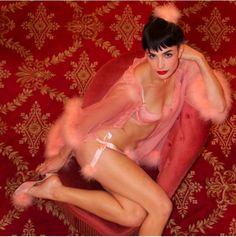 紗栄子や梨花も虜。Fifi Chachnilの下着がお部屋に飾りたい程可愛い。|MERY [メリー]