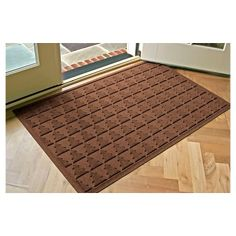 3 Length x 2 Width x 1//8 Thick For Indoor 3/' Length x 2/' Width x 1//8 Thick The Andersen Company 400-BLKBO-3F2F Andersen 400 Nitrile Rubber Safety Scrape Entrance Mat with Black Border