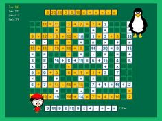 Downloadable game of Scrabble with a mathematic twist.