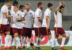 Judi Bola Taruhan - Roma Tengah Di Atas Angin