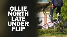 Ollie North Late Underflip: Cristobal Bahamonde || ShortSided – Brett Novak: Source: Brett Novak – Filmer. Skater. Hopeful Creator.
