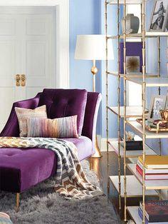 Cómo combinar el Ultra Violet, color del año Pantone 2018