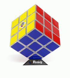 This Rubik's Cube Lamp takes me right back to the the Rubik's cube drove me nuts especially as I had a friend who 'do it' really fast.I still haven't mastered it, but I love this geeky lamp! Nerd Room, I Love Lamp, Desk Light, Nerd Geek, Rubik's Cube, Cool Stuff, Find Stuff, Nerdy, 3 D