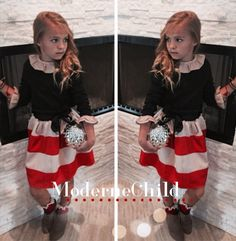 Pick up the amazing Mila Couture Dress today! It will get to you before the holidays so order today at www.modernechild.com . Enjoy FREE SHIPPING ! Looking so cute MC Dolly @vandyjaidenn ! Love love love! #kidsclothes #kidsfashion #kidsdress #adorable #adorablekidsclothes #fashion #fall #trendykids #trendsetter #holidayready #holidayoutfit #ootd #ModerneChild