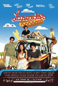 """""""Lascados"""" (filme nacional - 2014), comédia... tem umas partes engraçadas mas é muito fora da realidade."""
