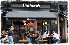 Bodean's BBQ Restaurant in Soho  Burnt ends, pulled pork, fries, burgers, everything.  Poland Street, Soho  £££  visited