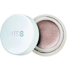 RMS Cream Eye Shadow. Haven't tried this yet but I love all her other products. It is going on my list.