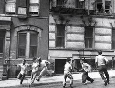 New York  1947 by Ralph Morse