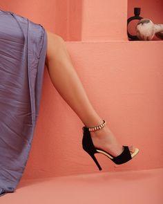 Colorful Shoes, Stuart Weitzman, Kitten Heels, Sandals, Fashion, Moda, Shoes Sandals, Fashion Styles, Fashion Illustrations